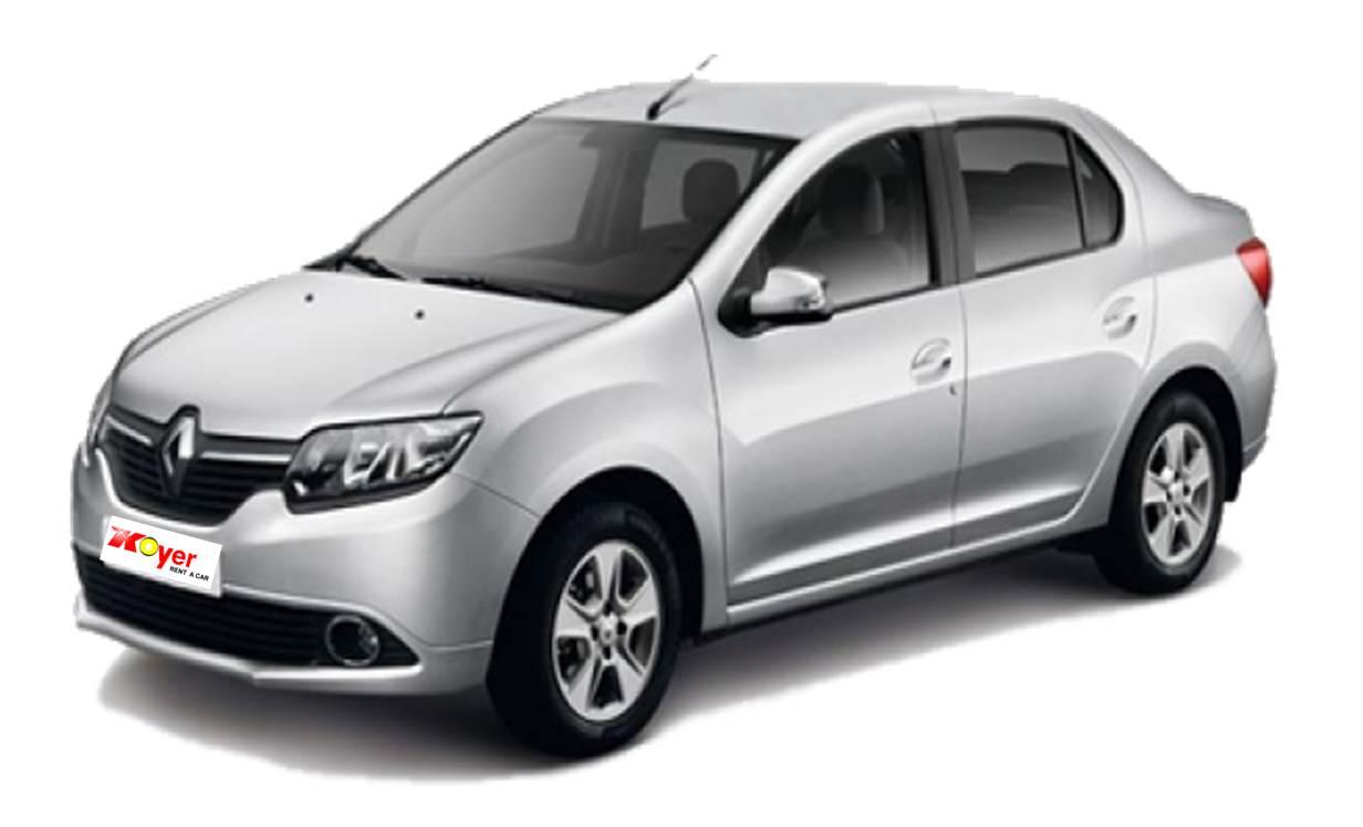 Renault SYMBOL O SIMILAR – Koyer Rent A Car