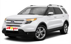 FORD EXPLORER LUJO O SIMILAR